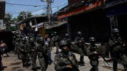 Exército ficará fora das ruas do Rio de Janeiro até que intervenção seja aprovada ()