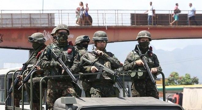 Especialistas analisam ações das Forças Armadas no âmbito da GLO