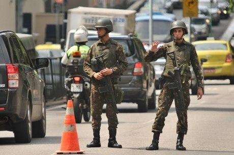 Exército vai garantir a segurança nas eleições