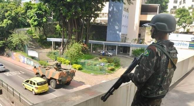 394ed8739e Exército diz que intervenção exigirá sacrifício de poderes ...