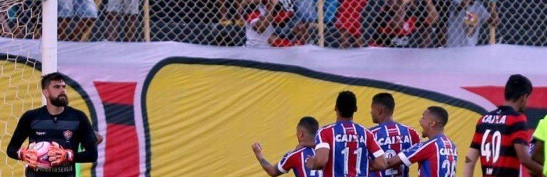 Vitória e Bahia envergonharam o futebol deste país