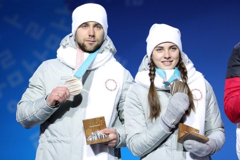 Medalhista russo nega doping mesmo após exame positivo — Jogos de Inverno
