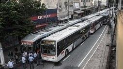 Trabalhadores realizam protestos contra a Reforma da Previdência ()