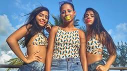 MC Loma e Gêmeas Lacração já têm mais de 40 shows contratados pelo Brasil ()