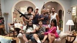 """Robinson transforma a própria casa em """"boca de fumo"""" e HD deixa o Brasil  ()"""
