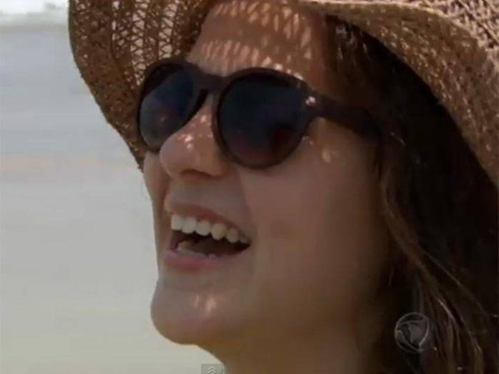 76fd1c52c ... Óculos escuros são indispensáveis no verão e o para saber o que vai  bombar nas areias ...