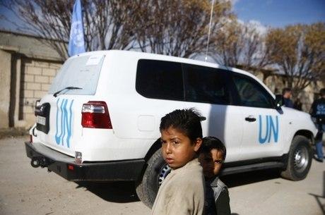 Organizações de ajuda humanitária alertam sobre precariedade da situação em Ghouta