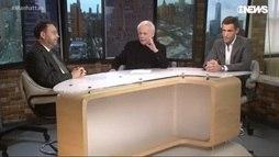 Apresentador da GloboNews questiona abuso sexual de ginastas ()