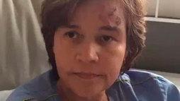 Claudia Rodrigues volta a ser internada por causa de esclerose múltipla ()
