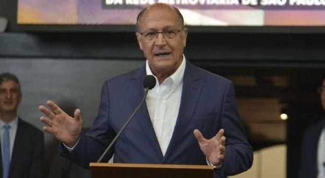 Geraldo Alckmin, candidato tucano nas eleições presidenciais