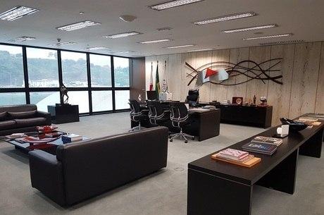 Gabinete do governador de Minas Gerais