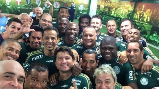 Palmeiras estuda transmitir seus jogos pela Internet
