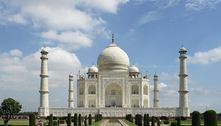 Taj Mahal reabre esta semana após dois meses fechado por covid-19