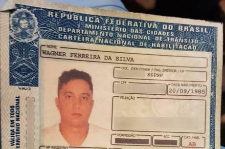 Wagninho foi assassinado em frente a hotel em SP