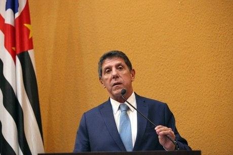 Secretário de Saúde do Estado de São Paulo, David Uip