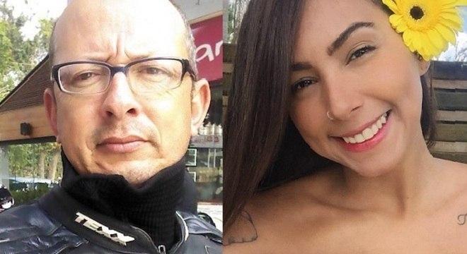 Carlos Rodrigues de Oliveira  e Jéssica Oliveira dos Santos foram morto em sítio
