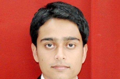 Prathamesh foi diagnosticado com tumor no cérebro em 2013 e morreu três anos depois
