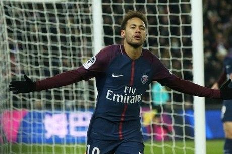 Neymar deu trabalho à defesa do Olympique