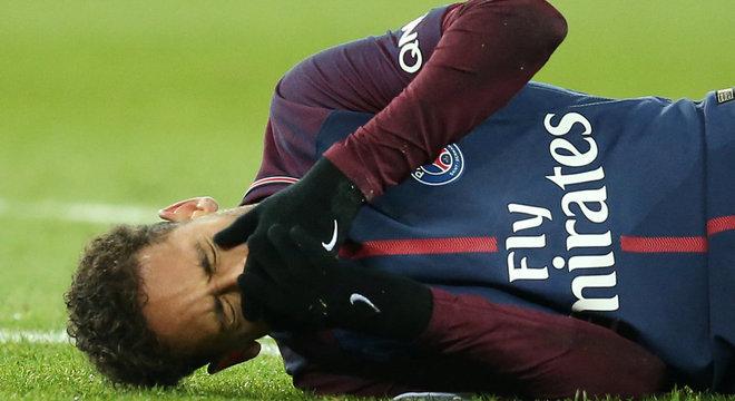 Neymar. Fracasso nas Champions, desvalorização e fraturas no PSG