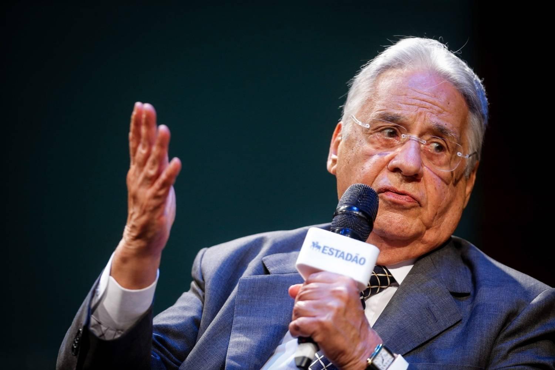 FHC diz não saber se Bolsonaro 'tem até pensamento'