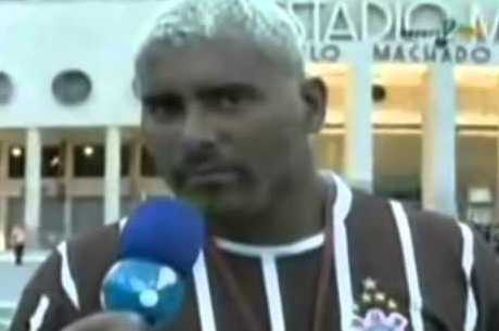 """""""Ronaldo, brilha muito no Corinthians"""""""