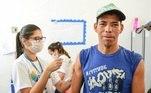 vacinação sarampo Boa Vista Roraima