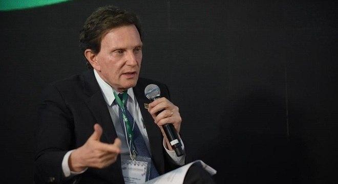 Prefeito do Rio faz avaliação de resultados em pouco mais de um ano de gestão