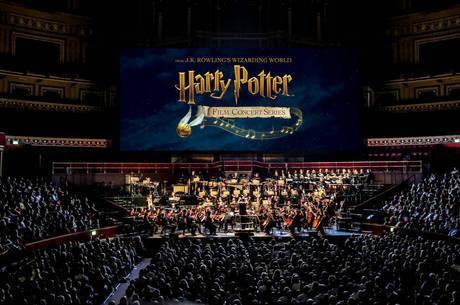 Harry Potter In Concert: primeira vez no Brasil