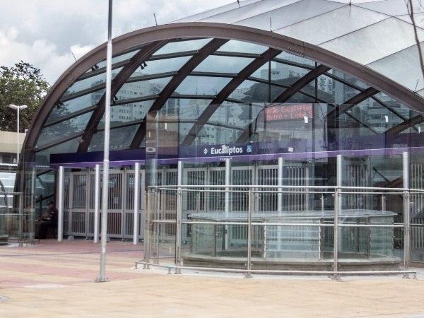 SP: metrô inaugura estação Eucaliptos nesta sexta com horário reduzido