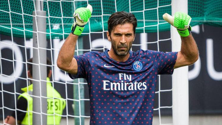 2018/19 - Gianluigi Buffon - Juventus - sem contrato