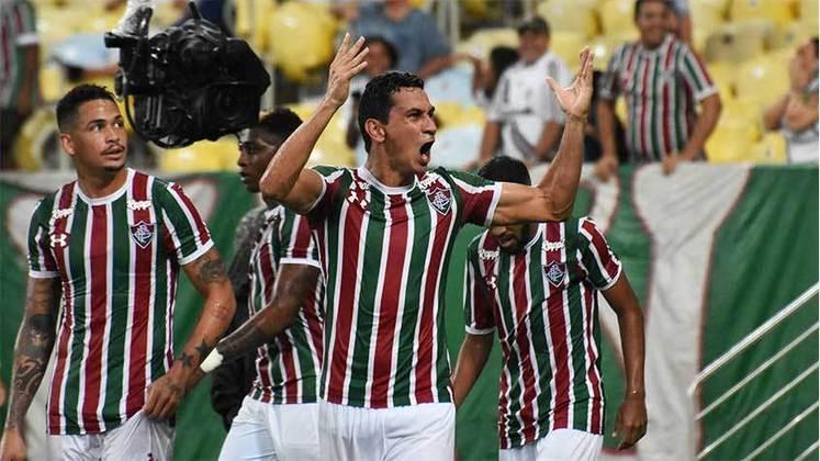 2019 - 4º - Na Taça Guanabara, o Flu ficou em segundo lugar no grupo, atrás do Vasco, por quem acabou derrotado na final. Na Taça Rio, liderança na chave e eliminação na semifinal para o Flamengo.