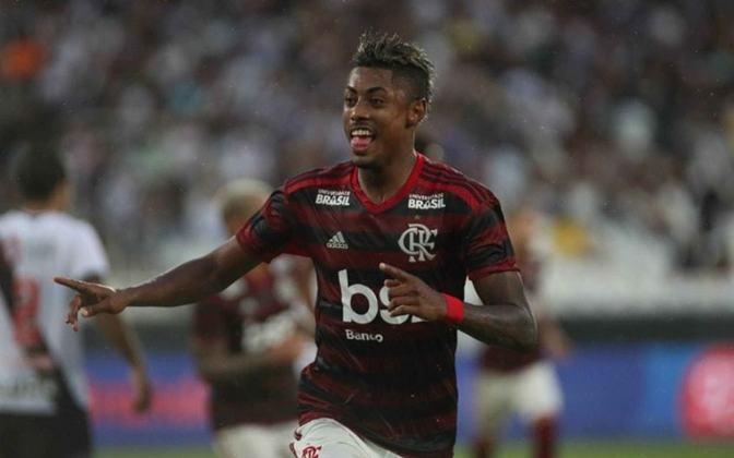 2019 – Bruno Henrique (Flamengo): 8 gols