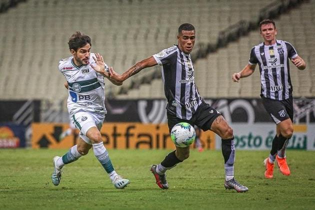 20/2 - 37ª rodada - Coritiba x Ceará - Couto Pereira