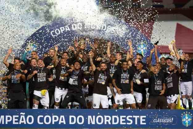 2020: Campeão - Ceará / Vice: Bahia