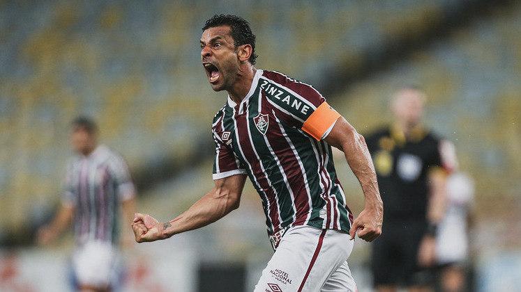 2020 - Fluminense 1 x 2 São Paulo - Com o gol marcado diante do São Paulo, o camisa 9 se tornou o quarto jogador a atingir a marca de 150 gols na história do Campeonato Brasileiro.