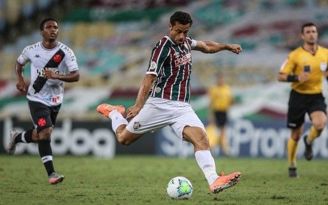 2020 - Fluminense 2 x 1 Vasco, pelo Brasileiro - Em seu retorno ao Fluminense, o ídolo marcou o seu primeiro gol contra o Cruz-Maltino, com um bonito chute de fora da área.