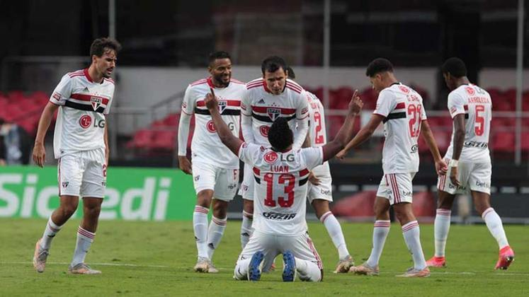 2021 - 22° título estadual do São Paulo - Vice: Palmeiras