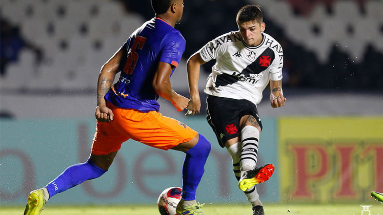 2021 - Gabriel Pec (Nova iguaçu 2x2 Vasco - Carioca).