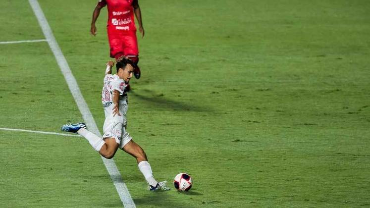 2021 - O São Paulo estreou no Paulistão deste ano com empate por 1 a 1 contra o Botafogo-SP, no Morumbi. O Tricolor está no Grupo B, com Ferroviária, Ponte Preta e São Bento.