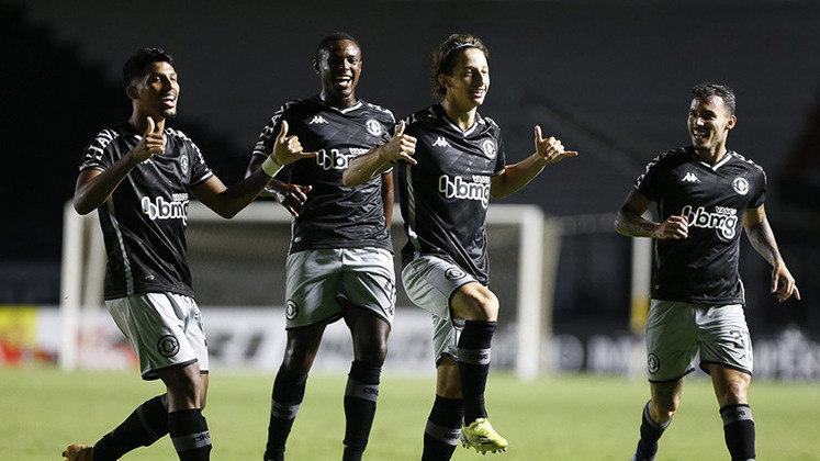 2021 - Vasco 3x1 Macaé - Campeonato Carioca - São Januário - Gols de Gabriel Pec, Marquinhos Gabriel, Matías Galarza / Dante.