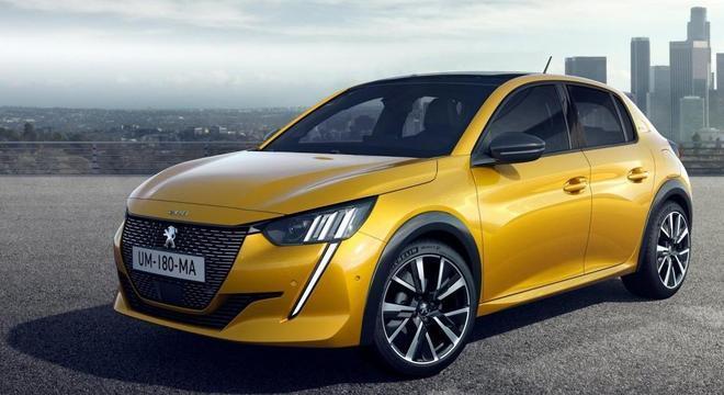 A Peugeot prepara para o segundo semestre de 2020 o lançamento da nova geração do 208