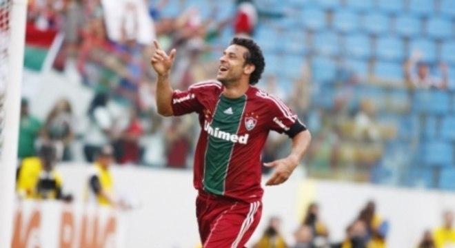 21 de novembro de 2010 - Fluminense 4 x 1 São Paulo - Brasileirão