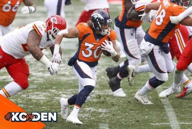 21 - Denver Broncos: Chamadas esquisitas no ataque e muitos turnovers. Não há boa defesa que sustente uma fórmula assim.