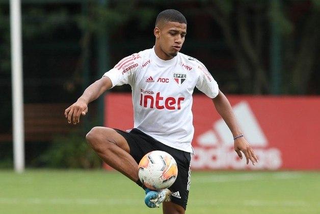 21 - Em 2021, o São Paulo vendeu o atacante Brenner ao Cincinnati por 11,8 milhões de euros.