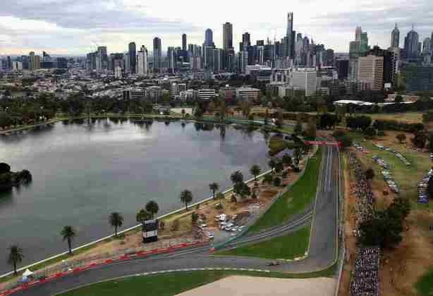 21 - GP da Austrália - Melbourne - 21 de novembro