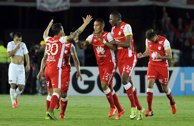 21º: Independiente Santa Fe (COL)