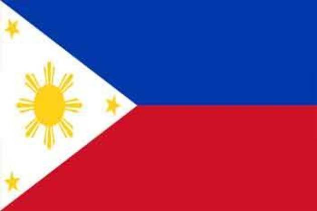 21º lugar - Filipinas: 3 pontos (ouro: 1 / prata: 0 / bronze: 0)