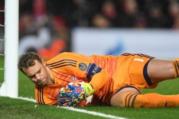 21 - Manuel Neuer - País: Alemanha - Posição: Goleiro - Clubes: Schalke 04 e Bayern de Munique