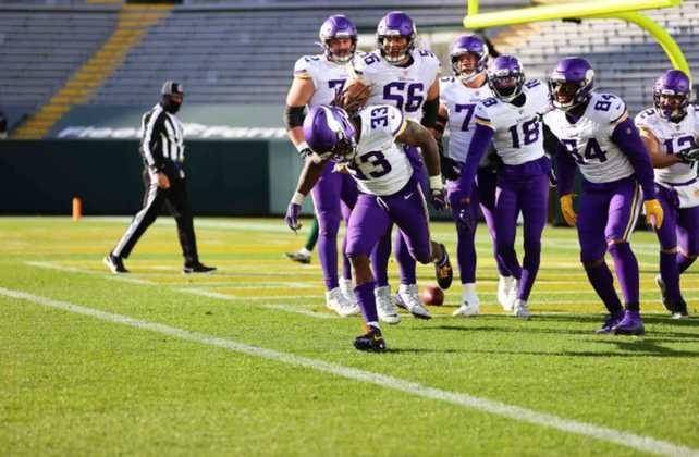 21º Minnesota Vikings - Dalvin Cook carrega toda a esperança de Minnesota em 2020 em suas costas.