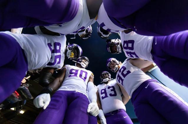21º Minnesota Vikings: Uma 4ª descida convertida e a conversa seria outra. O ano de 2020 não tem sido generoso com Minnesota, que já soma quatro derrotas em cinco jogos.